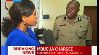 What the police did to MP Simon Mbugua while in police custody