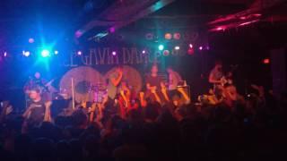 Dance Gavin Dance - Alex English [4K] (The Mothership Tour, ATL)