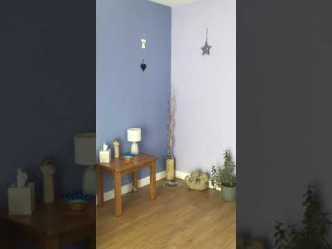A little video to show my therapy room