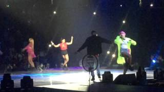 Chris Brown - Outro (ThePartyTour - New Orleans)