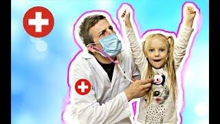 Малыш ЗАБОЛЕЛ !!! Play Doctor  МУЛЬТИК ПРО ДОКТОРА