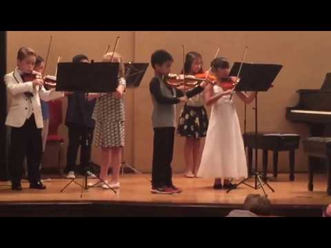 Winter recital 2016