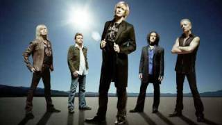 DEF LEPPARD STAND UP KICK LOVE INTO MOTION
