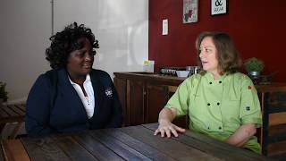 Chef Lisa Featured Success Story By SBDC
