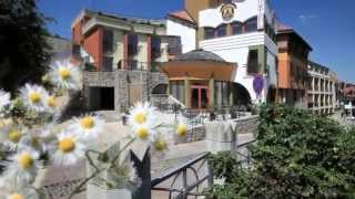preview picture of video 'www.itthon.info Pécs Hotel Millennium'