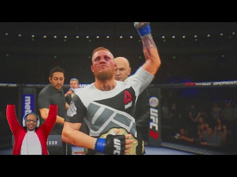 EA Sports UFC 2 Online Ranked - DIVISION 1 CHAMPIONSHIP FIGHT!