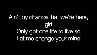 Trey Songz - Change Your Mind lyrics