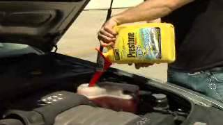 How to Check and Add Coolant