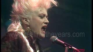 """Thompson Twins- """"Lay Your Hands On Me"""" on Countdown 1985"""