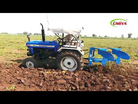 URP SC-575 Hydraulic Reversible Plough