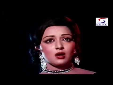 Rangmanch Ye Duniya Sari - Lata Mangeshkar | 1974 | Hema Malini, Amitabh Bachchan.