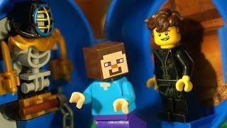 Лего Ниндзяго РОБЛОКС и Лего Нубик Майнкрафт Мультики LEGO Minecraft - Видео Мультфильмы для Детей