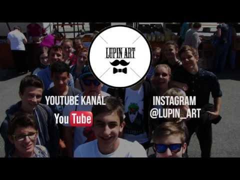 Lupin Art promo 2015 - Farmářské trhy Valašské Meziříčí