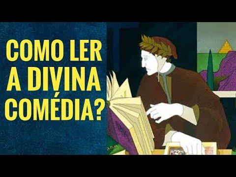 Como Ler a Divina Comédia? (DC#13)