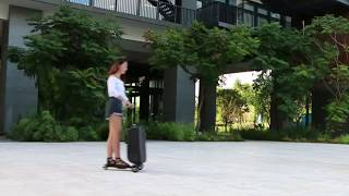 L1&L2 suitcase scooter