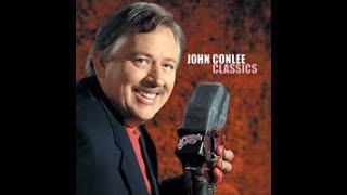 John Conlee - Rose Colored Glasses (Lyrics on screen)
