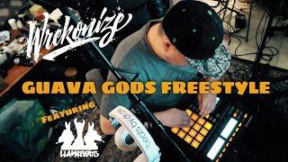 Wrekonize - Guava Gods (Freestyle) (Featuring Llamabeats)
