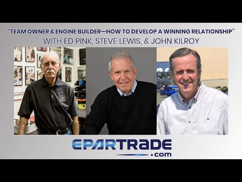 EPARTRADE LIVE! with Ed Pink & Steve Lewis