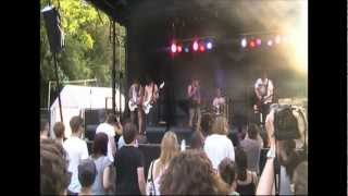 preview picture of video '99 % -- Live @ Subkultur Open Air Fürstenfeldbruck'