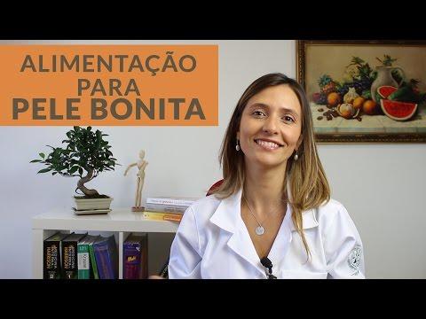 Imagem ilustrativa do vídeo: Alimentação para pele saudável