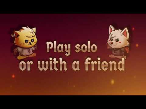 Видео № 0 из игры Cat Quest & Cat Quest II: Pawsome Pack [PS4]