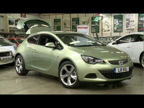 Vauxhall Astra GTC OLD UPLOAD - PRIVATE