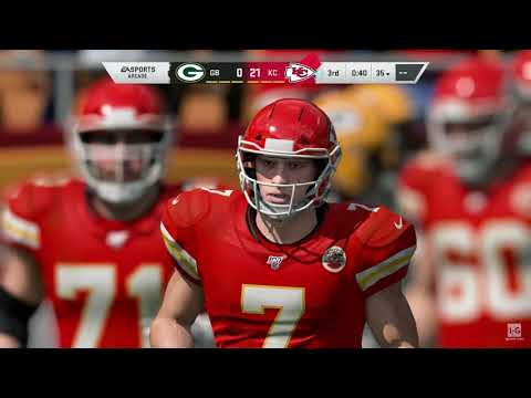Madden NFL 20 - Xbox One Gameplay (1080p60fps)
