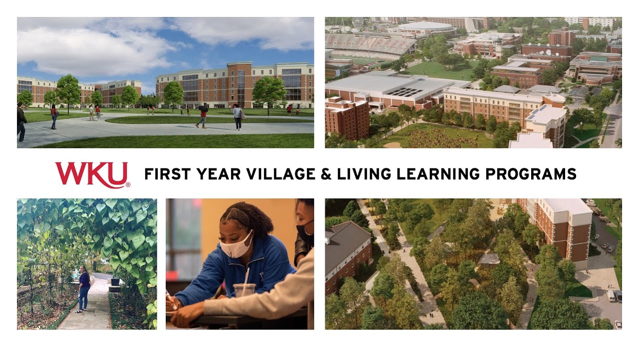 WKU Parent Forum | First Year Village & Living Learning Programs Video Preview