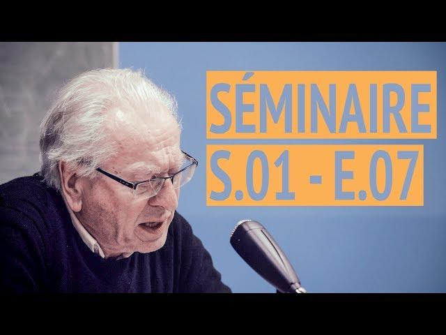 Vidéo, Séminaire Mensuel Avril 2018 - les droits économiques de la personne