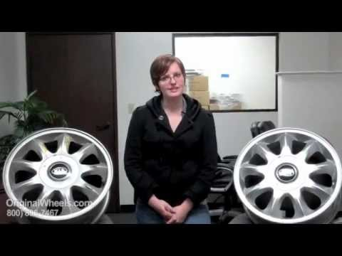 Sedona Rims & Sedona Wheels - Video of Kia Factory, Original, OEM, stock new & used rim Co.