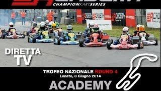 preview picture of video 'ACADEMY - Round 4 - Lonato - Gara2'