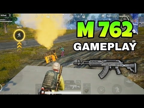 M762 ASSAULT RIFLE | PUBG MOBILE NEW GUN BERYL M762 GAMEPLAY