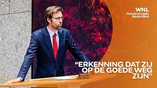 Kamerlid Sjoerd Sjoerdsma (D66) op zwarte lijst: 'China pikt niets meer'