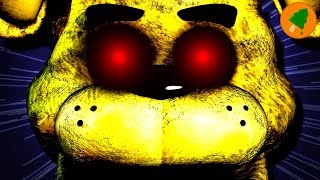 FNAF: Golden Freddy's SECRET REVEALED! (FNAF 6 | Fourth Closet) | Treesicle