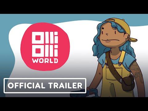 Trailer E3 2021 de OlliOlli World