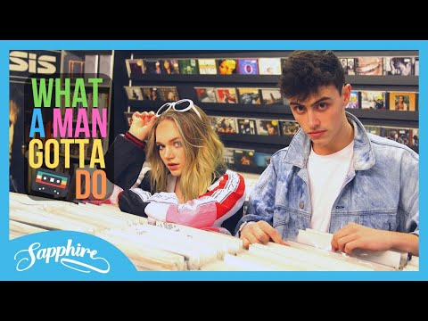Jonas Brothers - What A Man Gotta Do | Cover by Sapphire & Lewis Maxwell