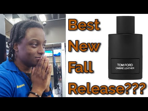 Ombre Leather Tom Ford Fragrance Cologne review 2018