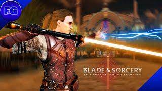 Naboo U8 Blade And Sorcery