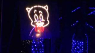 porky pig and elvis presley with blue christmas - Elmer Fudd Blue Christmas