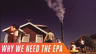 Why most Americans support the EPA