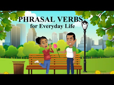 Download English Phrasal Verbs for Everyday Life Mp4 HD Video and MP3