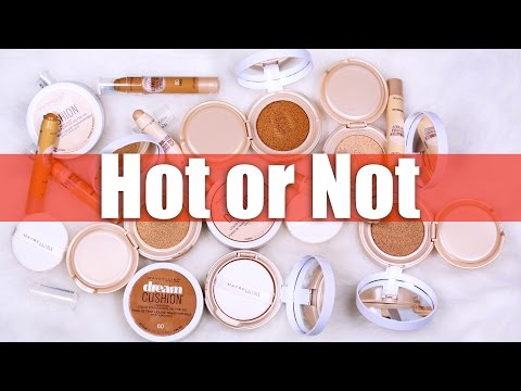 DREAM CUSHION FOUNDATION | Hot or Not