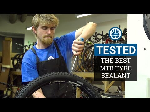 What's The Best Tubeless Sealant for MTB? – Seb Tests Six of the Best
