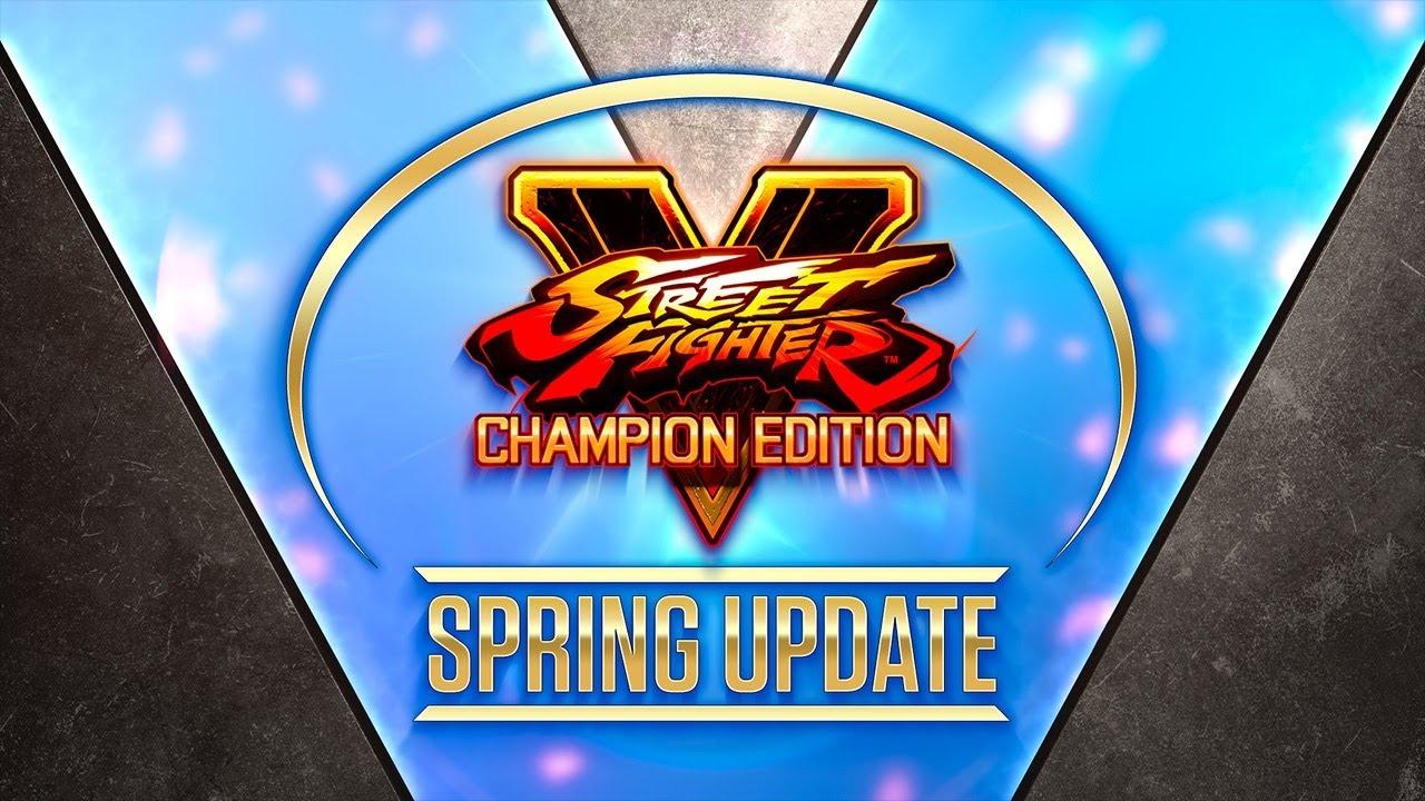 Street Fighter V'in Bahar Güncellemesinde Her Şey Açıklandı