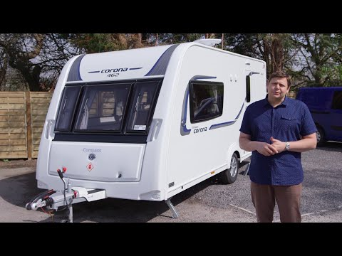 The Practical Caravan Compass Corona 462 review