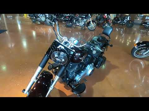 2014 Harley-Davidson Fat Boy Low FLSTFB103