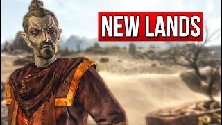 New Mod Brings Elsewhere & Morrowind to Skyrim!