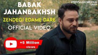 "Video thumbnail of ""Babak Jahanbakhsh - Zendegi Edame Dare - Official Video ( بابک جهانبخش - زندگی ادامه داره - ویدیو )"""