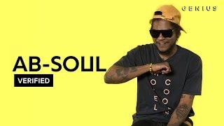 "Ab-Soul ""D.R.U.G.S."" Official Lyrics & Meaning | Verified"