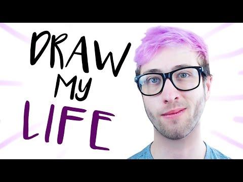 DRAW MY LIFE - Alex